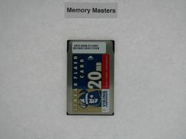 MEM-DS58-FLC20M 20MB Approved Flash Card Memory for Cisco AS5800 - $79.69