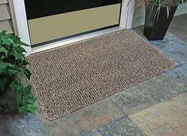 New Triple Cleaning Action Machine Scraper Doormat Home Use Essentials - $21.46