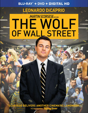 Wolf Of Wall Street (2-Disc Combo/Blu-Ray/DVD/Dc)