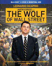 Wolf Of Wall Street (2-Disc Combo/Blu-Ray/DVD/Dc)