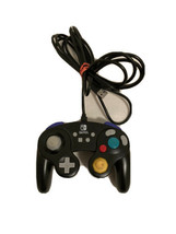 Power A Nintendo Switch Wired Controller Black NSW GameCube 1507843-01  - $18.99