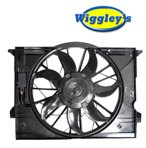 RADIATOR AC FAN MB3115116 FOR 03 04 05 06 07 08 09 10 11 MERCEDES E350 CLS-CLASS image 1