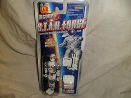 1997 The Corps S.T.A.R Forge Strategic Astronaut Response Team With Weap... - $24.75