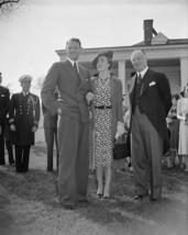 Crown Prince Frederik of Denmark and Princess Ingrid at Mount Vernon Pho... - $6.61+