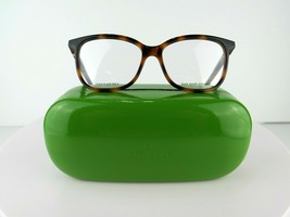 Kate Spade Aylin/F (086) Dark Havana 52 x 15 145 mm FLEX Eyeglass Frames - $55.96