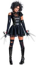 Secret Wishes Womens Edward Scissorhands Miss Scissorhands Costume, Blac... - $90.27