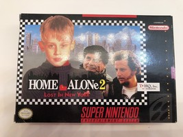 Home Alone 2: Lost in New York (Super Nintendo Entertainment System, 1992) - $14.00