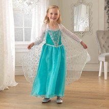 KidKraft Ice Princess Costume, Ice Princess Blue, Medium - $42.50