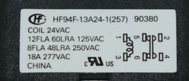 Mars 90380 Heavy Duty Switching Relay Coil Voltage 24 VAC image 4