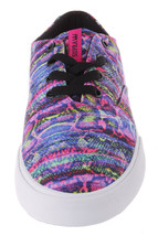 Supra Womens Wrap The Art of Maurizio Molin Gym Skate Shoes Fashion Sneakers NIB image 2
