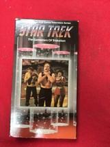 Vintage Sealed Star Trek The Gamesters Of Triskelion VHS Episode 46 1968 - $15.51