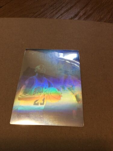 Primary image for Michael Jordan 1992-93 Upper Deck McDonald's NBA MVP Hologram PSA Gradable MINT