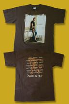 "Keith Urban - 2005 ""Alive In '05"" Concert Tour T-SHIRT *New* / Sz. Medium - $11.39"