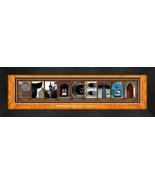 Princeton University Officially Licensed Framed Campus Letter Art - $39.95