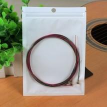 6pcs Guitar Strings Light Bronze Steel Acoustic Bass Guitar String Multi... - $2.49