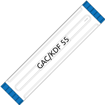 "4.5"" x 20"" KDF 55 GAC carbon filter cartridge remove iron, chlorine, chl... - $90.71"