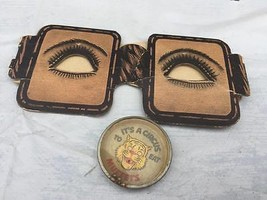 Vintage COCO-WHEATS Cereal Costume Glasses & Muffets Cereal Dexterity Pu... - $7.87