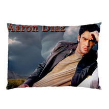aaron Diaz #4 Pillow Case cover with a zippered... - $16.99