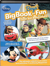 Disney Boys' Big Book of Fun, Volume 2, Paperback, Brand New - €12,55 EUR