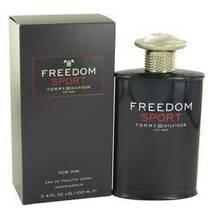 Freedom Sport Eau De Toilette Spray By Tommy Hilfiger For Men - $32.85