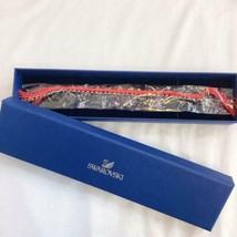 SWAROVSKI X Hello Kitty Authentic 1175767 Neon Bracelet New Unused from ... - $223.96
