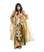 Woman's Egyptian Goddess Costume, Gold, One Size - $20.20