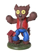 Pinhead Monsters Howly Monster Collectible Werewolf Sewing Doll Figurine... - £11.37 GBP