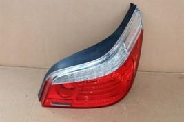 08-10 Bmw E60 LCI Sedan 525i 530i 545i Taillight Tail Light Lamp Passenger RH image 2