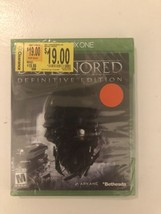 DISHONORED DEFINITIVE EDITION MICROSOFT XBOX ONE BRAND NEW SEALED XBONE - $14.99