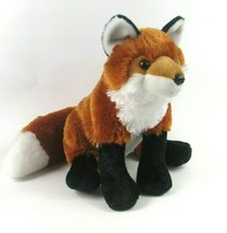 "Forest Animal Plush RED FOX 12"" Plush Wild Republic Doll Stuffed Realistic - $13.91"