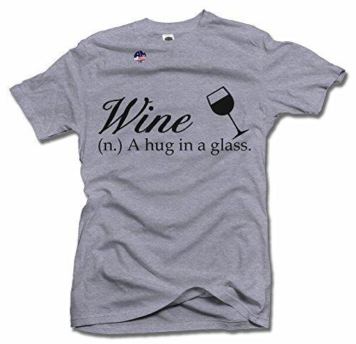 Wine Definition XL Ash Men's Tee (6.1oz)