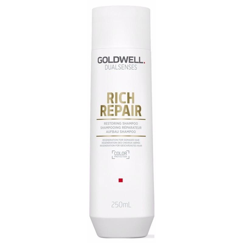 Goldwell Dual senses - Rich Repair Restoring Shampoo  10.1oz