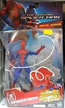 The Amazing Spiderman Movie Series Whipping Web Line Figure - $46.74