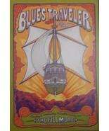 Mint Blues Traveller Fillmore Poster 2017 - $25.99