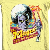 The Magus 1970s T shirt retro Adam Warlock silver age Marvel comics graphic tee image 1