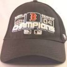 Boston World Series champions baseball hat 2004 one size by new era - $19.99