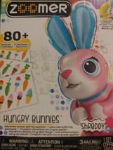 Zoomer Bunny Shredder EATS interactive spon master - $29.69