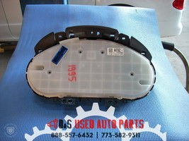 2012 CHEVY CRUZE SPEEDOMETER INSTRUMENT GAUGE CLUSTER 95487984 OEM image 2