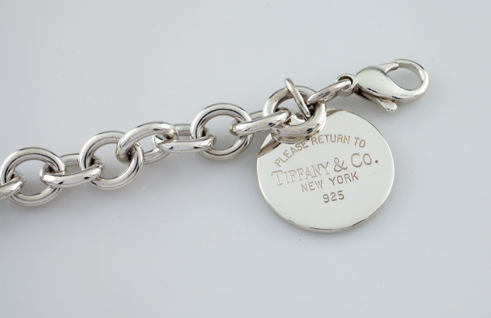 e2d03ab37 S l1600. S l1600. Previous. Tiffany & Co. Sterling Silver Round