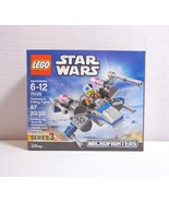 Lego Star Wars 7 Force Awakens 75125 Resistance X-Wing Fighter New in Se... - $35.00