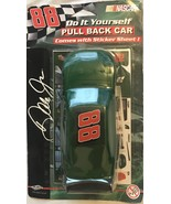 Nascar Do It Yourself Pull Back Car - Dale Jr. #88 [Brand New] Green - $24.89