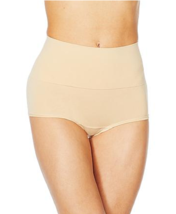 Yummie 2-Pack Seamless Shaping Panty in Frappe, 2X/3X (631392) - $38.60