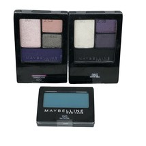 Maybelline Expert Wear Eyeshadow Quads, Amethyst Smokes / Luminous Lilac... - $17.82
