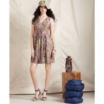 Tommy Hilfiger Dress Sleeveless paisley Print Cotton Dress Sz 16 - $44.54
