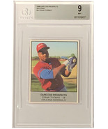 Frank Thomas 1988 Cape Cod Prospects Ballpark Baseball Card #14- Beckett... - $67.95