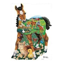 Master Pieces Pony Tales 550 Piece Jigsaw Puzzle - $27.99