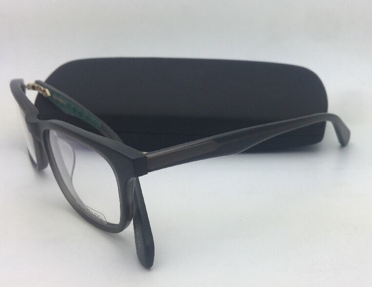 2ec8304ea8 New KIO YAMATO Eyeglasses Brooke KP-189U Col.04 51-18 Smoke Grey   Green  Frames