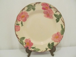"Franciscan Desert Rose - 5 Dinner Plates - 10 7/8"" - England - Excellent - $40.00"