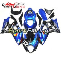 for Suzuki Fairings ABS Plastic GSXR1000 20078 2008 Bodywork K7 07 08 Bl... - $441.31