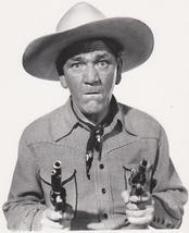 3 Stooges Shemp Guns 143 Vintage 16X20 BW TV Memorabilia Photo - $29.95